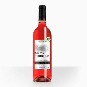 comprar Vino Clos de Torribas Rosado, 75cl online supermercado ecologico bio en barcelona frooty