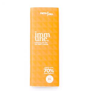 comprar Chocolate 70% con Probióticos y Moringa, 25g bio online supermercado ecologico en barcelona frooty