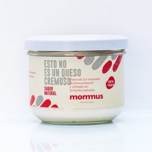 comprar Queso Vegano Sabor Natural elaborado con anacardos de forma artesanal online supermercado ecologico bio en barcelona frooty