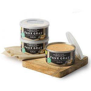 comprar Faux Gras de Gaia 125g online supermercado ecologico bio en barcelona frooty