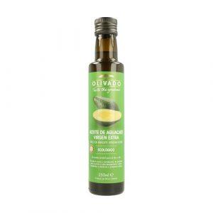 Aceite de aguacate virgen extra ecológico Olivado