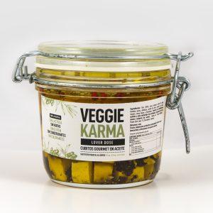 Lover Dose, cubitos Gourmet en Aceite, un sustitutivo vegetal perfecto al queso