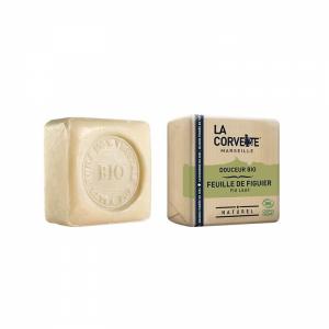 comprar Jabón natural bio en pastilla de hoja de higuera 100% vegano online supermercado ecologico en barcelona frooty