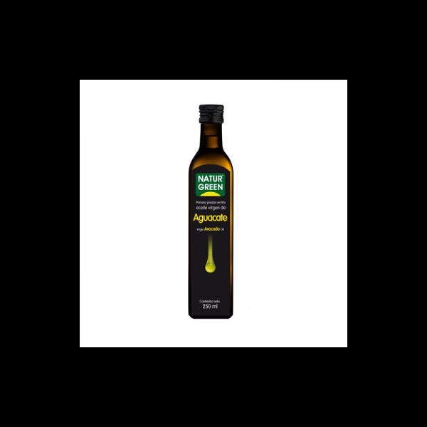 Aceite virgen de aguacate Natur Green