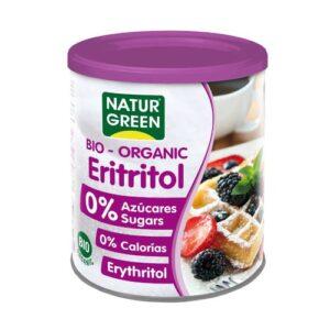comprar Eritritol Bio, 500g online supermercado ecologico en barcelona frooty