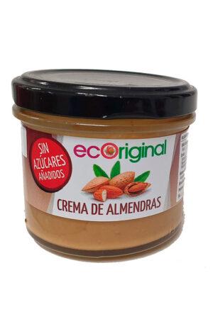 comprar Crema de almendras sin azucares añadidos Ecoriginal online supermercado ecologico en barcelona frooty