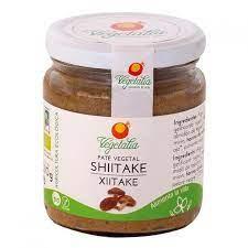 Paté de Shitake, 180g