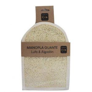 comprar Manopla Guante Lufa & Algodónonline supermercado ecologico en barcelona frooty