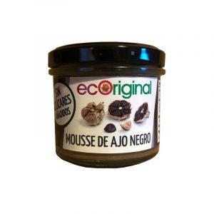 Mousse de ajo negro Ecoriginal