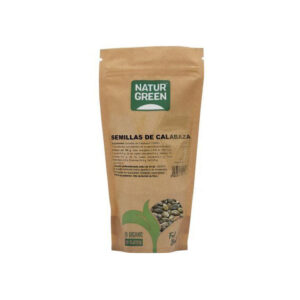 Semillas de calabaza 100% orgánicas y sin gluten