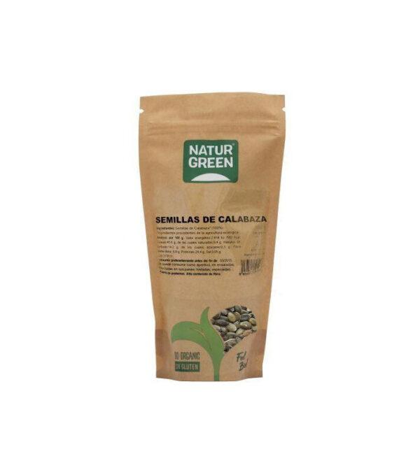 comprar Semillas de calabaza 100% orgánicas y sin gluten online supermercado ecologico en barcelona frooty