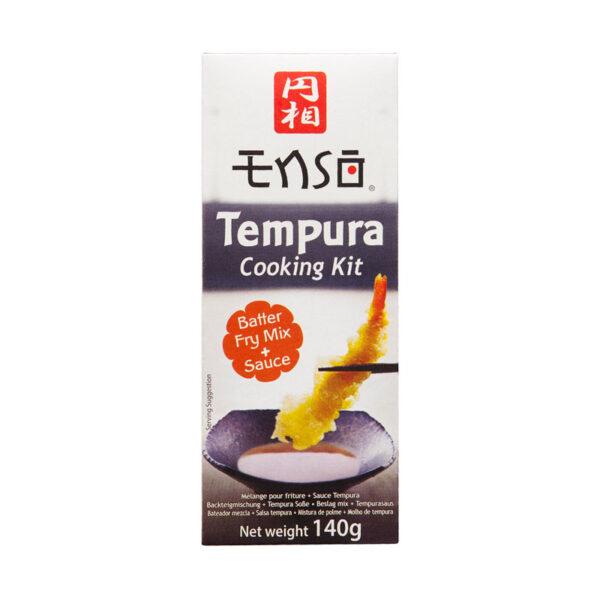 comprar Tempura cooking kit Enso, 140 gramos online supermercado ecologico en barcelona frooty