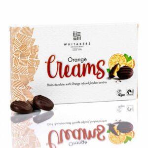 comprar Orange Creams, 150g online supermercado ecologico en barcelona frooty