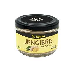 comprar Jengibre en polvo, 100g online supermercado ecologico en barcelona frooty