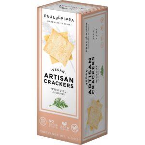 Crackers de Aroma de Trufa y Aceite de Oliva, 130g