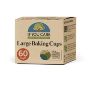 Moldes de papel para cupcakes ecológico