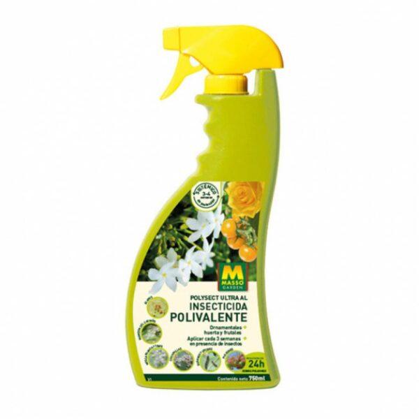Insecticida polivalente con pistola de la marca Massó Garden