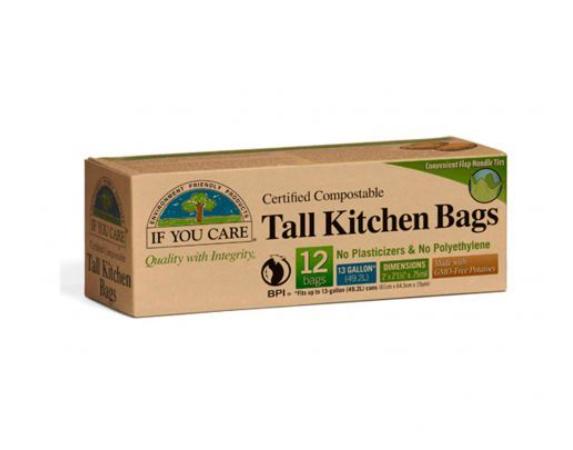 Bolsas de basura ecológicas y biodegradables