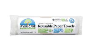 comprar Rollo de cocina reutilizable de algodón y celulosa muy absorbente online supermercado ecologico en barcelona frooty