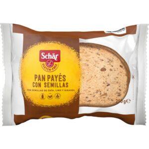 comprar pan payes con semillas sin gluten bio eco schar online supermercado ecologico en barcelona frooty