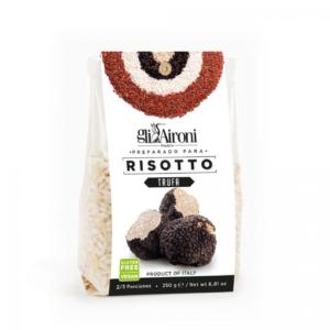 Preparado para Risotto de trufa vegano y sin gluten, GliAironi