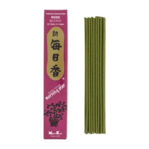 comprar incienso japones rose morning star Nippon Kodo online supermercado ecologico en barcelona frooty