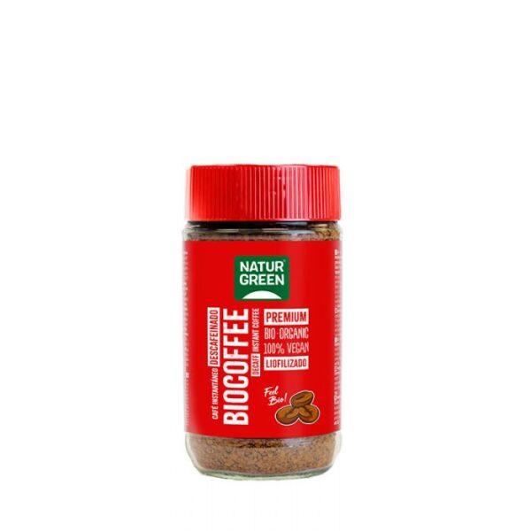 Comprar cafe instantaneo descafeinado organic bio vegano natur green online supermercado ecologico en barcelona frooty