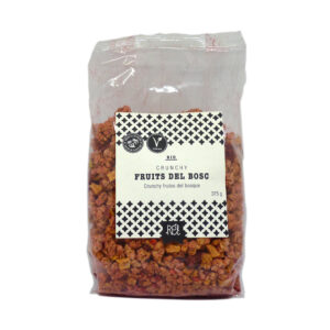 comprar Cereales crunchy de frutos del bosque Bio Rél, 375 gramos online supermercado ecologico en barcelona frooty