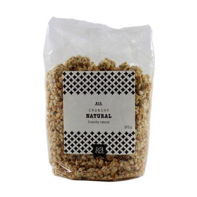 comprar Crunchy natural Bio Rél, 375 gramos online supermercado ecologico en barcelona frooty