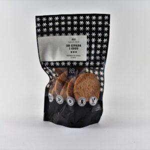 comprar galletas de avena y coco bio rel online supermercado ecologico en barcelona frooty