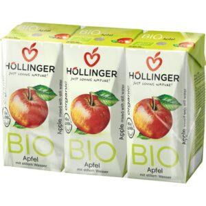 comprar zumo manzana organico hollinger bio online supermercado ecologico en barcelona frooty