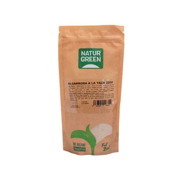 comprar Algarroba a la taza Bio y sin gluten NaturGreen online supermercado ecologico en barcelona frooty