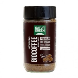 comprar cafe instantaneo natur green vegano bio online supermercado ecologico en barcelona frooty