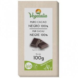 comprar chocolate bio puro cacao 100% vegetalia online supermercado ecologico en barcelona frooty