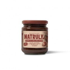 comprar crema de Cacao y Avellanas Natruly online supermercado ecologico en barcelona frooty