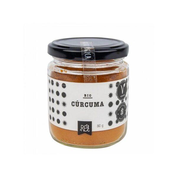 comprar curcuma sin gluten bio 80 gr bio rel online supermercado ecologico en barcelona frooty