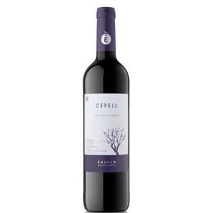 comprar vino-tinto-bio-cepell 2019 bio online supermercado ecologico en barcelona frooty