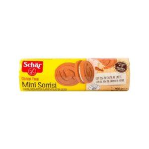 comprar galletas mini chocolate sin gluten 100g schar bio online supermercado ecologico en barcelona frooty