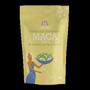 comprar maca polvo ecologico bio iswari online supermercado ecologico en barcelona frooty