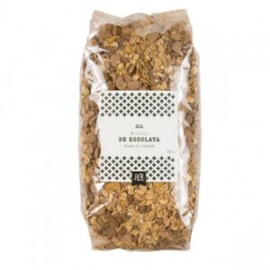 comprar Muesli de chocolate Bio Rél online supermercado ecologico en barcelona frooty