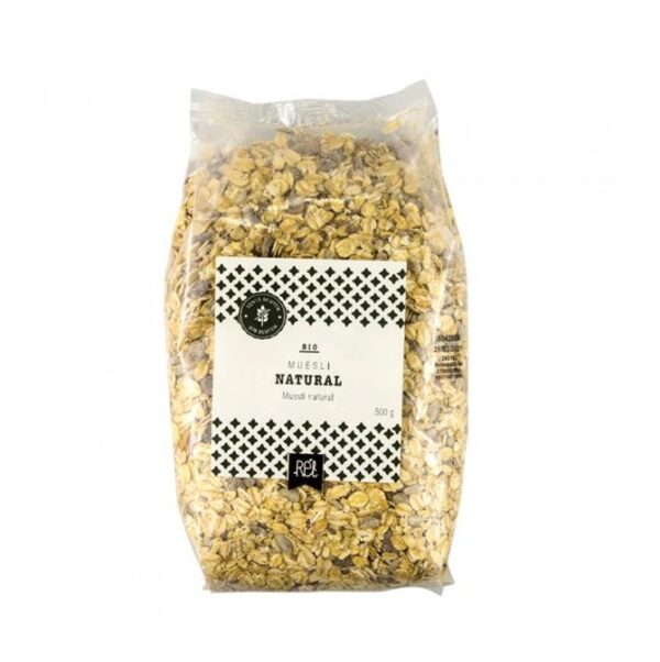 comprar Muesli natural Bio sin gluten Rél online supermercado ecologico en barcelona frooty