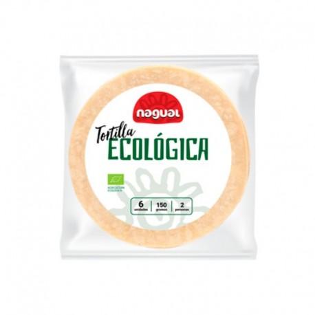 comprar Tortilla de maíz ecológica Nagual online supermercado ecologico en barcelona frooty