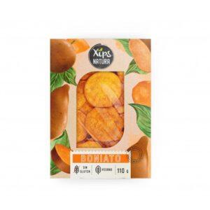 comprar Boniato Natura Chips para aperitivos, 110g online supermercado ecologico en barcelona frooty