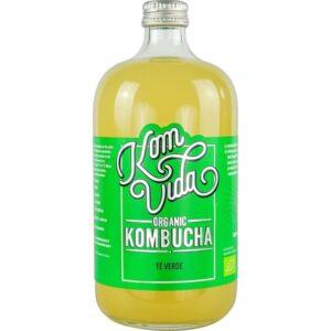comprar kombucha-komvida-te-verde-750 online supermercado ecologico en barcelona frooty