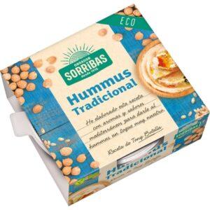 Comprar hummus tradicional sorribas online supermercado ecologico barcelona frooty