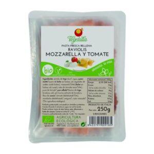 Comprar raviolis de mozzarella y tomate online supermercado ecologico barcelona frooty