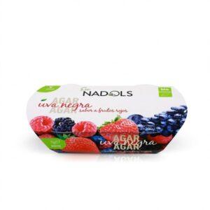 comprar Postre-agar-agar-uva-Nadols online supermercado ecologico en barcelona frooty