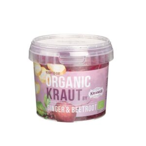 comprar chucrut-jenigibre-remolacha-bio-kramer-500g online supermercado ecologico en barcelona frooty