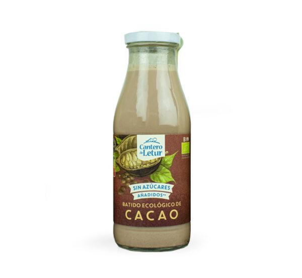 comprar Batido de cacao sin azucar cantero leturonline supermercado ecologico en barcelona frooty