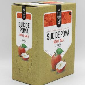 comprar zumo de manzana royal gala natural mooma online supermercado ecologico en barcelona frooty